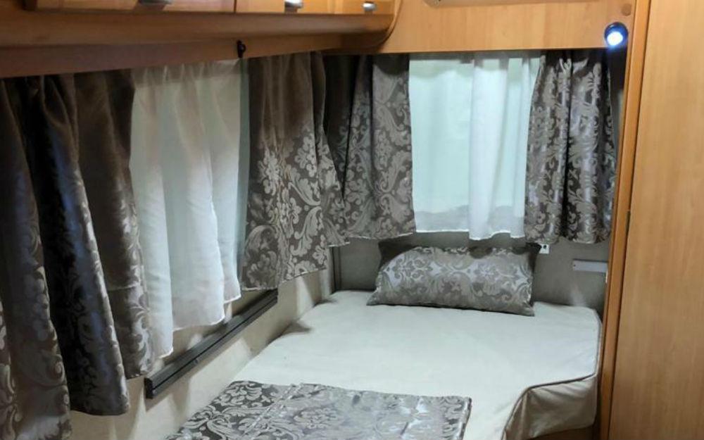 Rifacimento interni camper